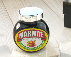 Sterling Silver Marmite Lid 500g