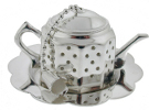 View Silver Plated Tea Infuser in detail
