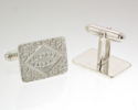 View Custard Cream Cufflinks in detail
