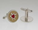 View Jammy Dodger Cufflinks in detail